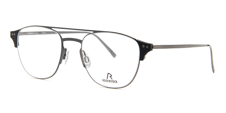 RS3021 Rodenstock - Negro & Gris