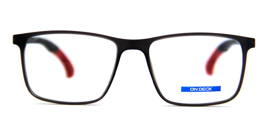 OD3019 - Negro & Rojo