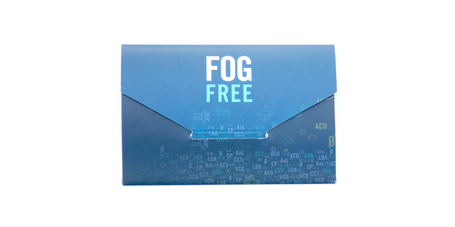 Fog Free Rodenstock - Paño Antiempañante 2