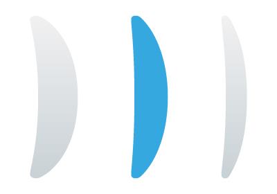 Blue Screen / Monofocal