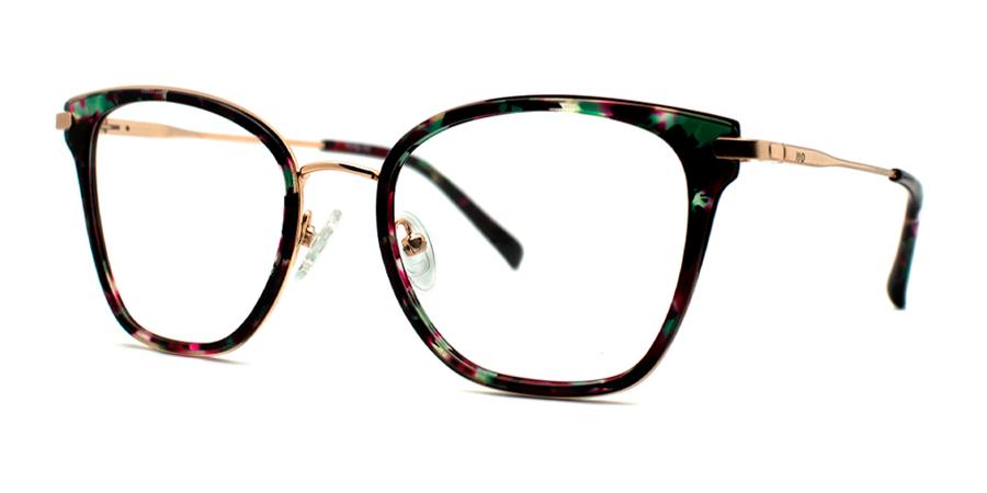 MK001 - Tortoise Fucsia & Verde