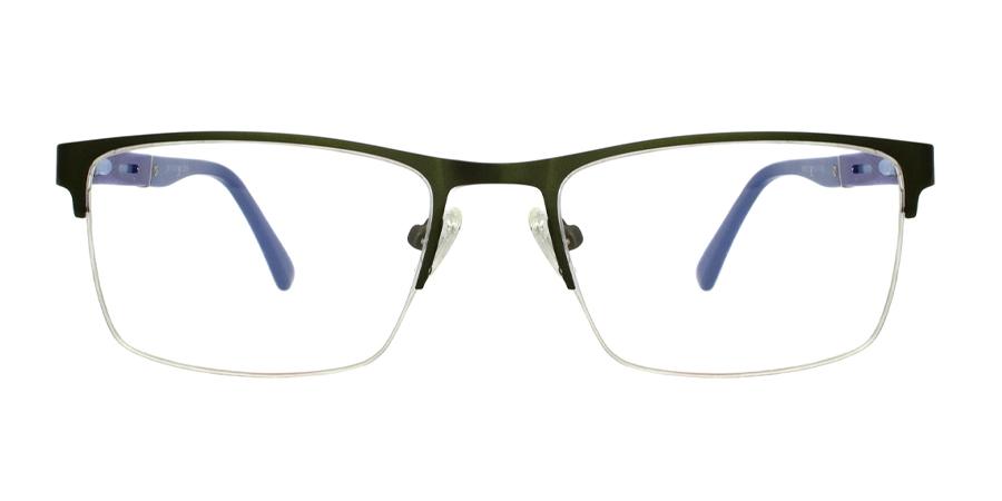 NX3363 - Verde & Azul