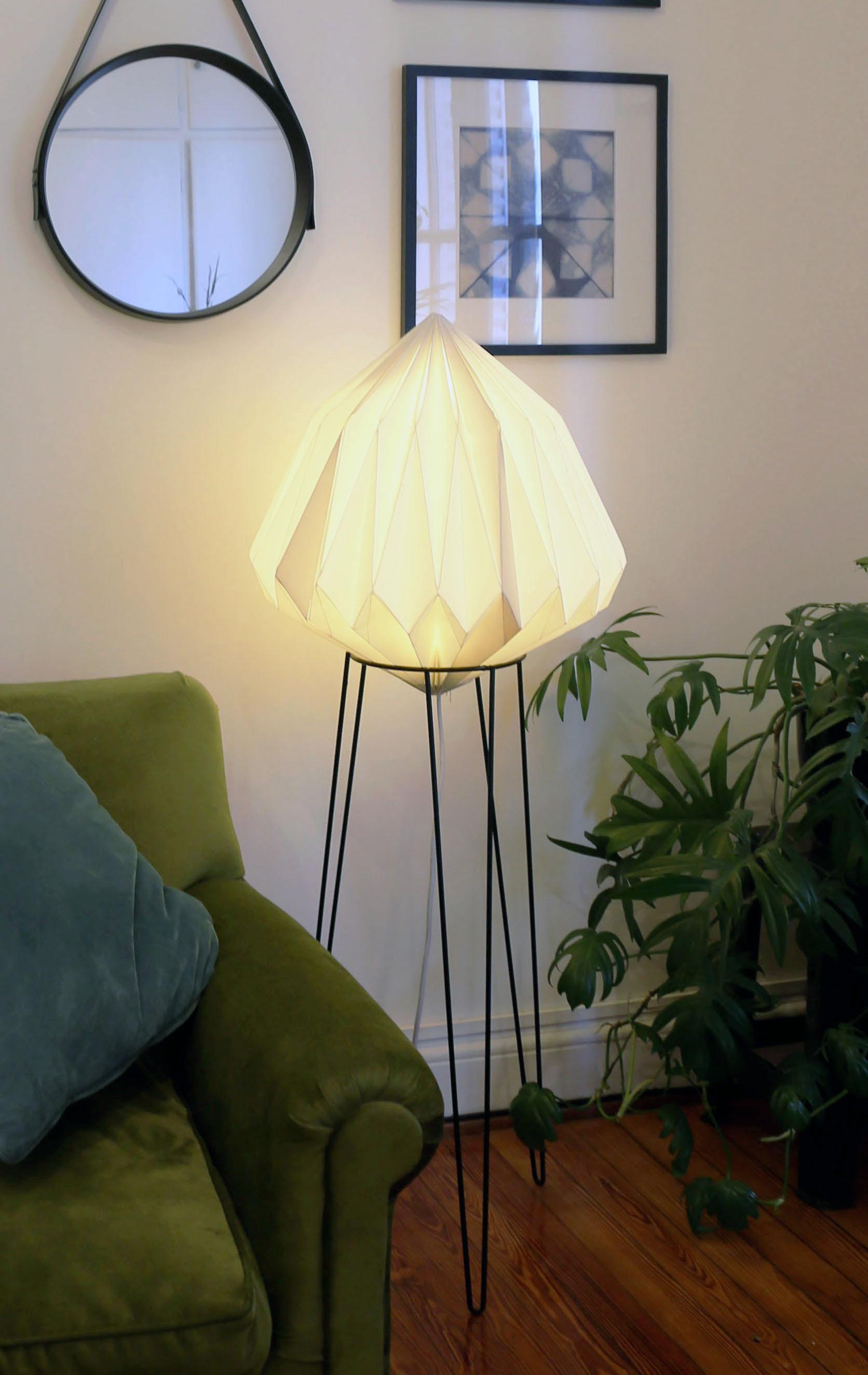 Lámpara de pie Shinkin XL