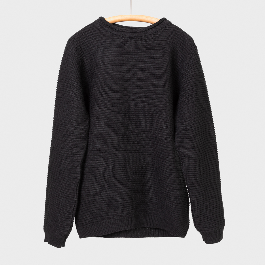 SWEATER LING NEGRO
