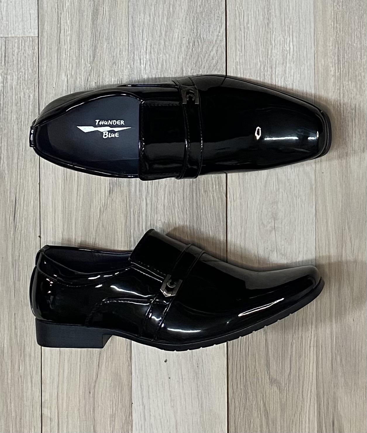 Zapato Monk Charol