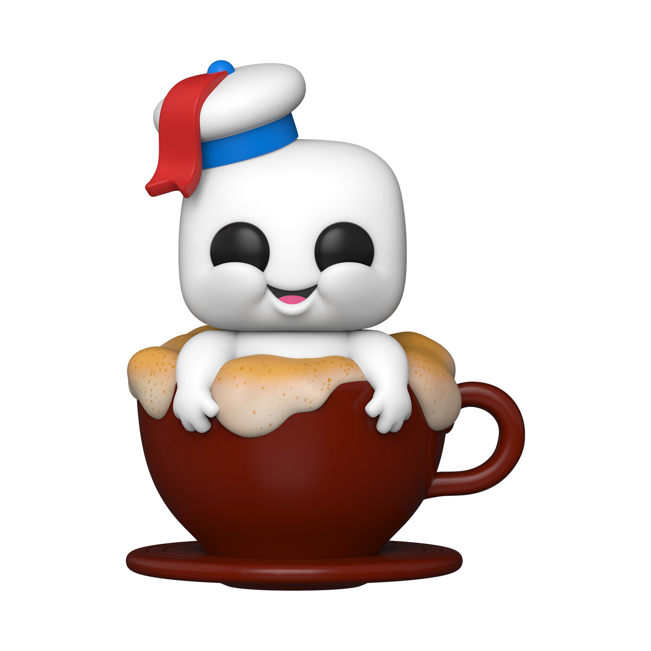 POP! Movies: Ghostbusters Afterlife - Mini Puft (in Cappuccino Cup)