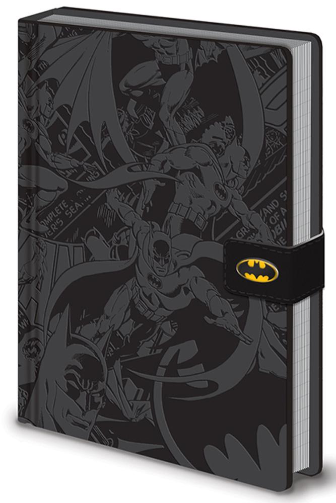 Notebook A5 Premium Batman