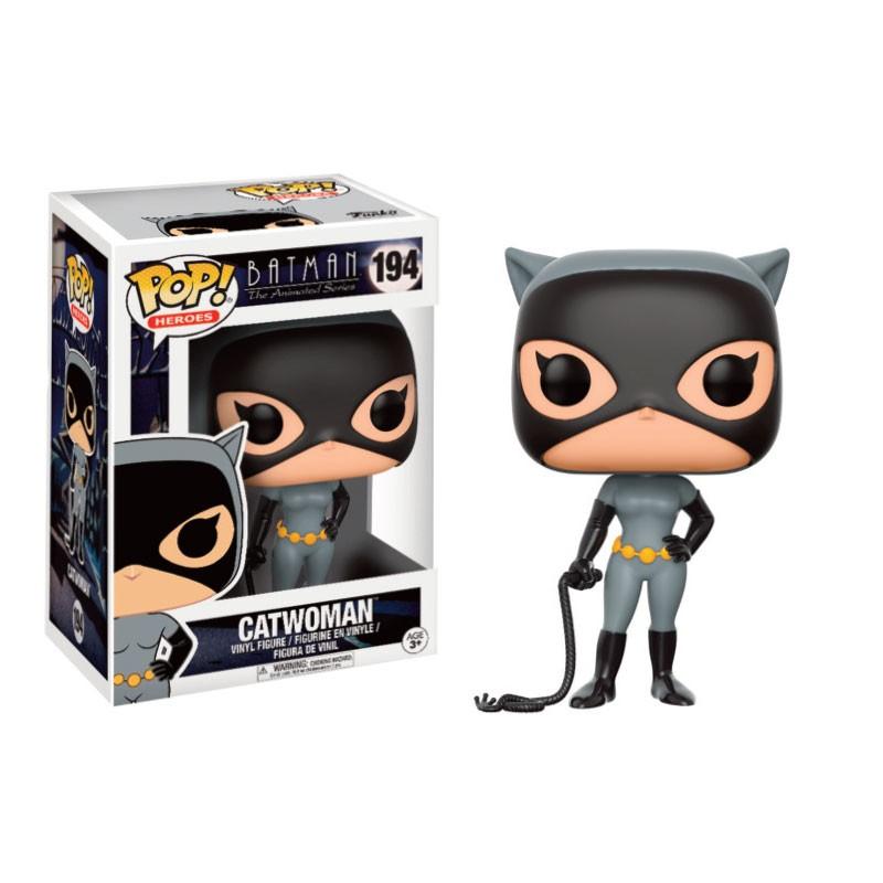 POP! Heroes: Batman TAS Catwoman