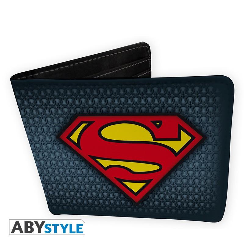 Carteira Superman Logo