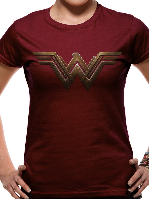 T-shirt Wonder Woman Logo