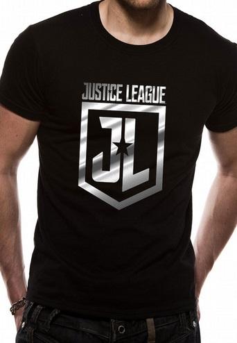 T-shirt Justice League Shield