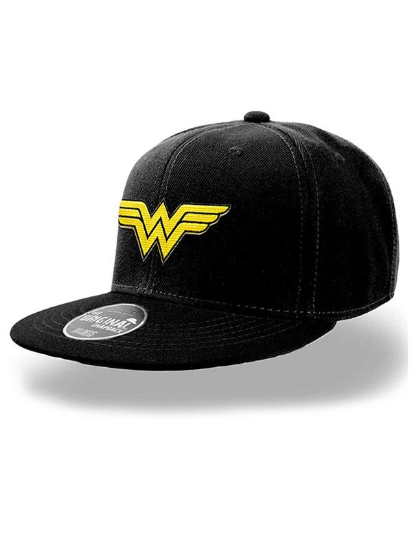 Chapéu Wonder Woman Logo