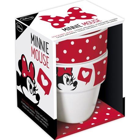 Conjunto de Canecas Minnie