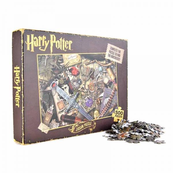 Puzzle 500 Peças Harry Potter Horcrux