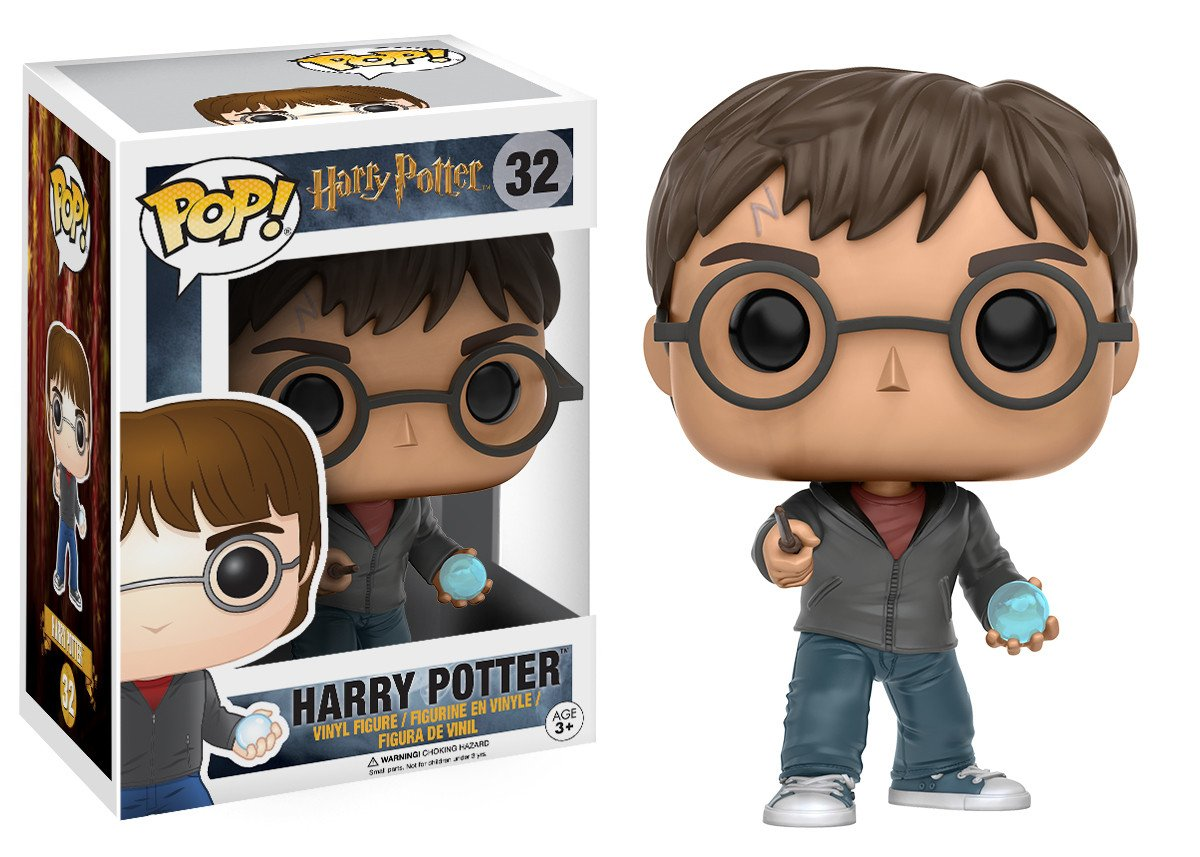 POP! Harry Potter: Harry Potter with Prophecy