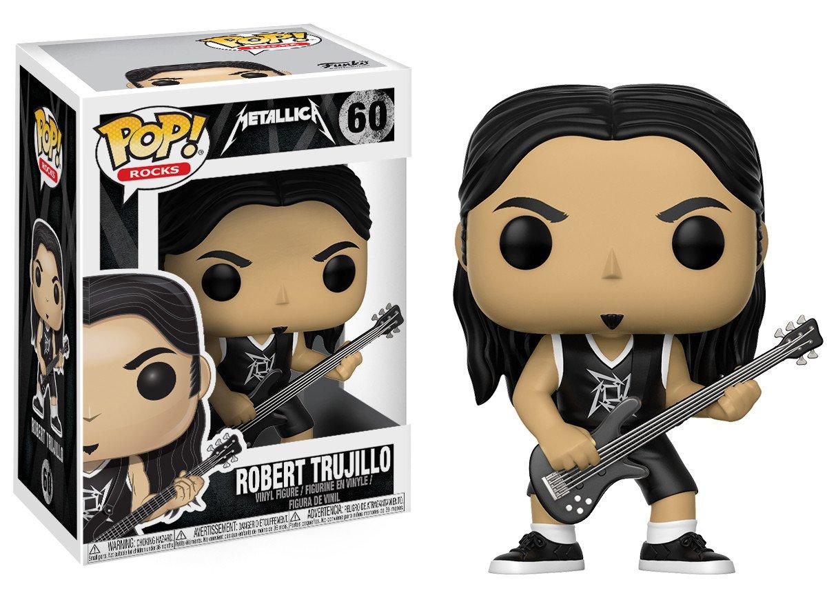 POP! Rocks: Metallica - Robert Trujillo