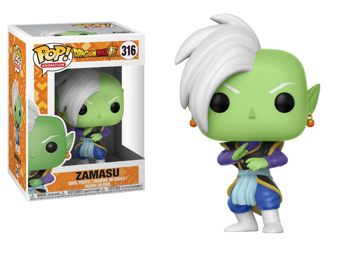 POP! Animation: Dragon Ball Super - Zamasu