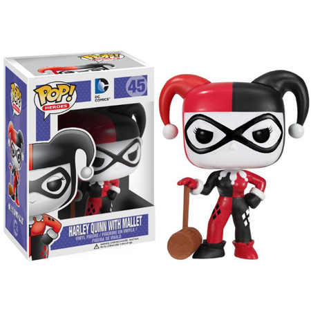 POP! Heroes: DC Comics - Harley Quinn with Mallet