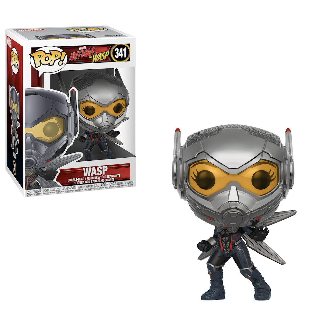 POP! Marvel Ant-Man and The Wasp: Wasp