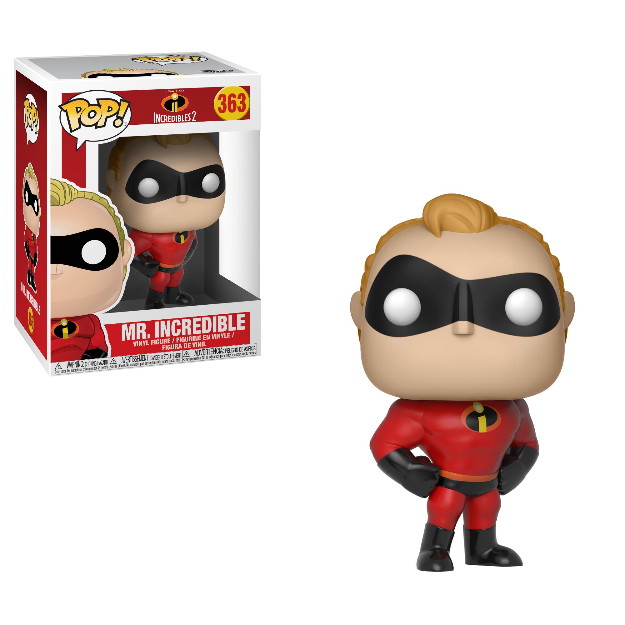 POP! Disney Pixar The Incredibles 2: Mr. Incredible
