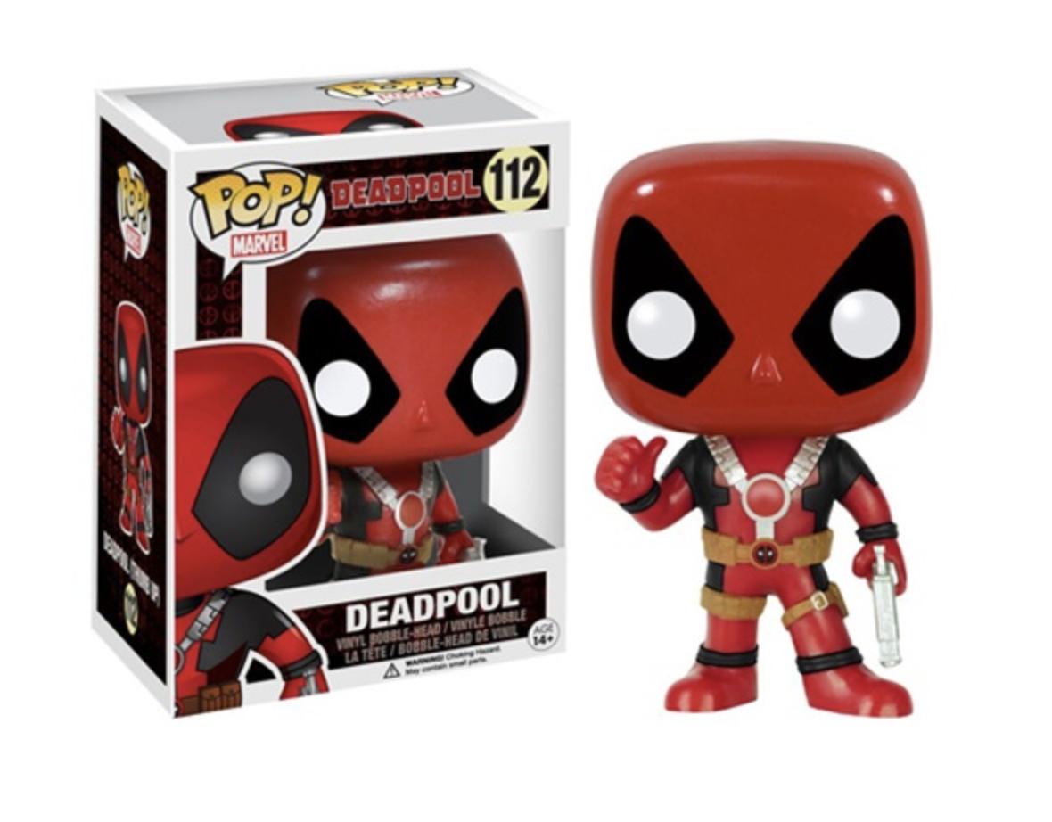 POP! Marvel: Deadpool - Deadpool Thumb Up
