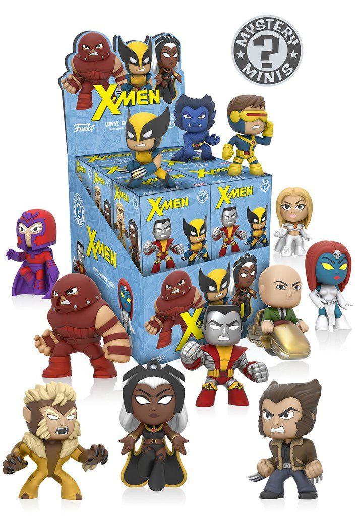 Mystery Mini Blind Box: X-Men