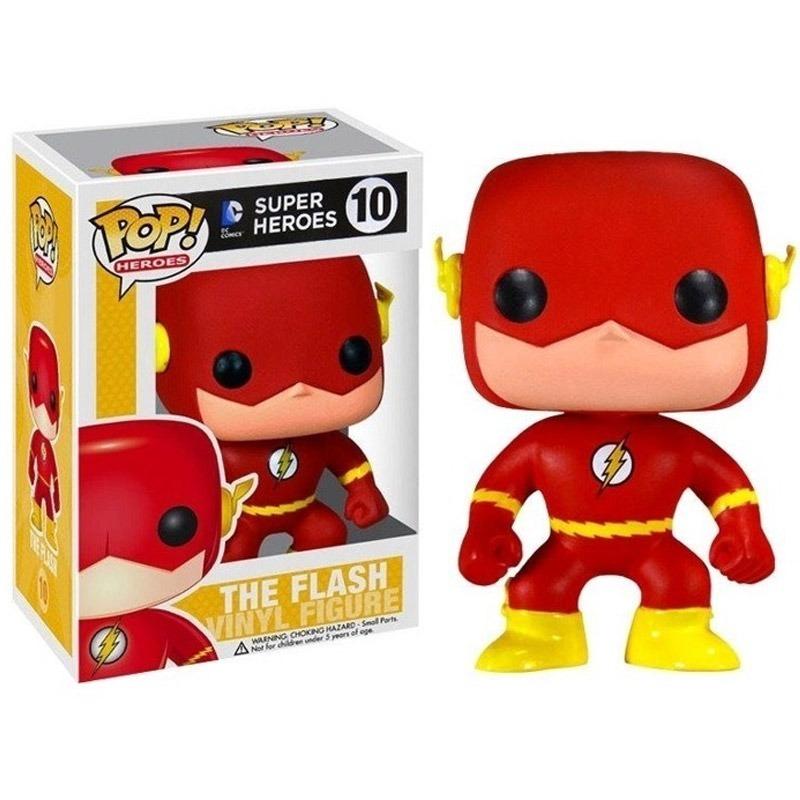 POP! Heroes: DC Super Heroes - The Flash