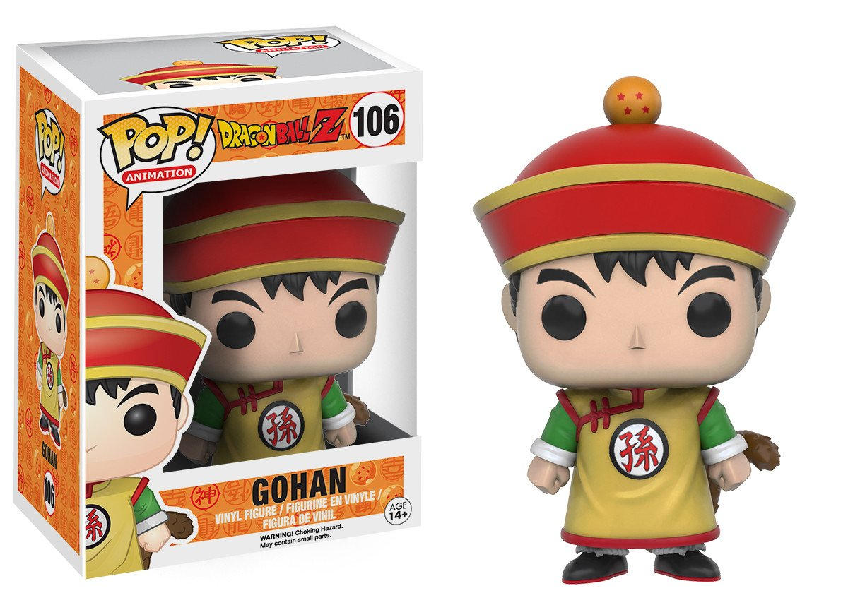 POP! Animation: Dragon Ball Z - Gohan