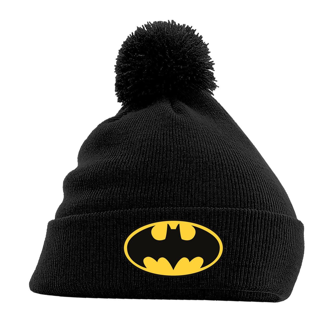 Gorro Batman Logo Black
