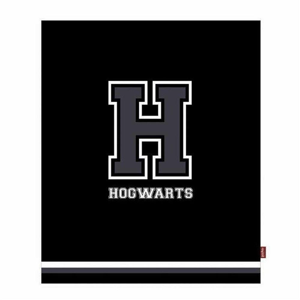 Manta Harry Potter H for Hogwarts