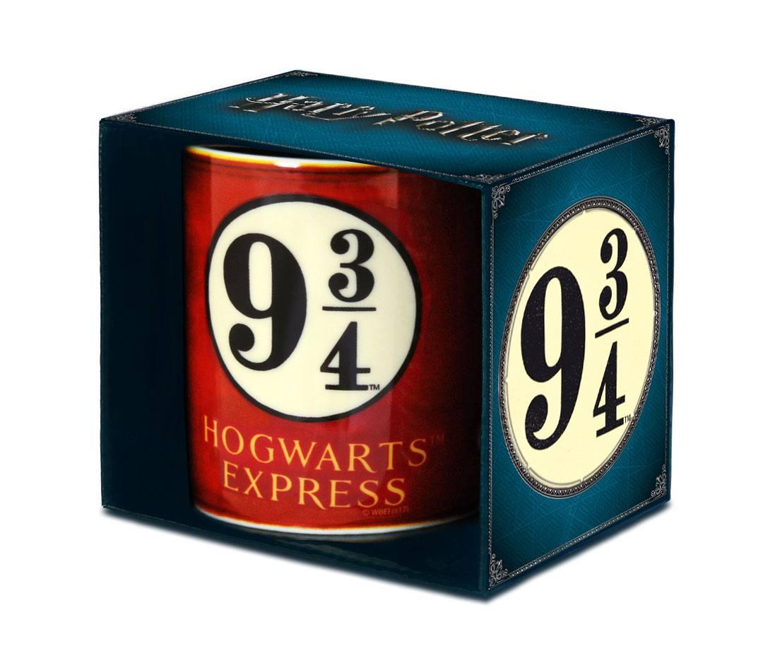Caneca Harry Potter Platform 9 3/4