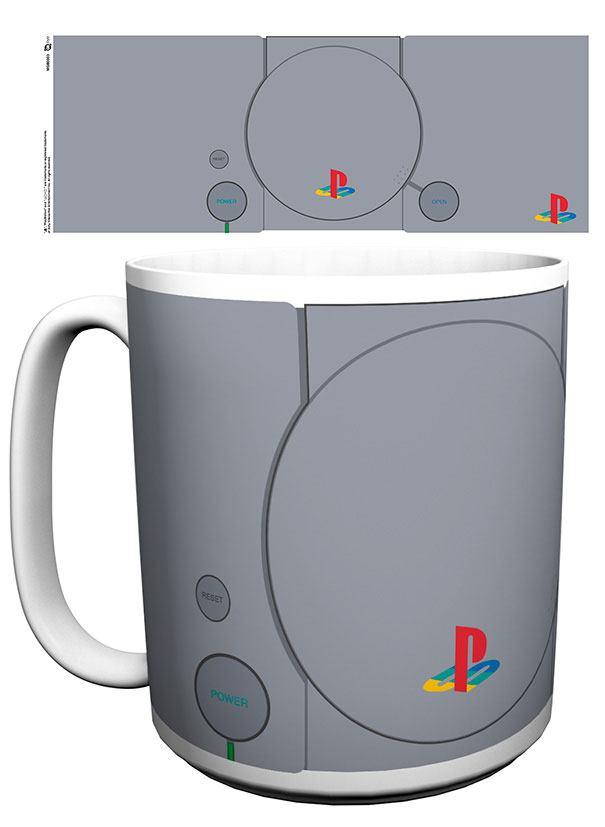 Caneca XL PlayStation Console