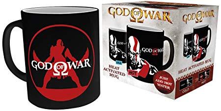 Caneca Mágica God of War Kratos