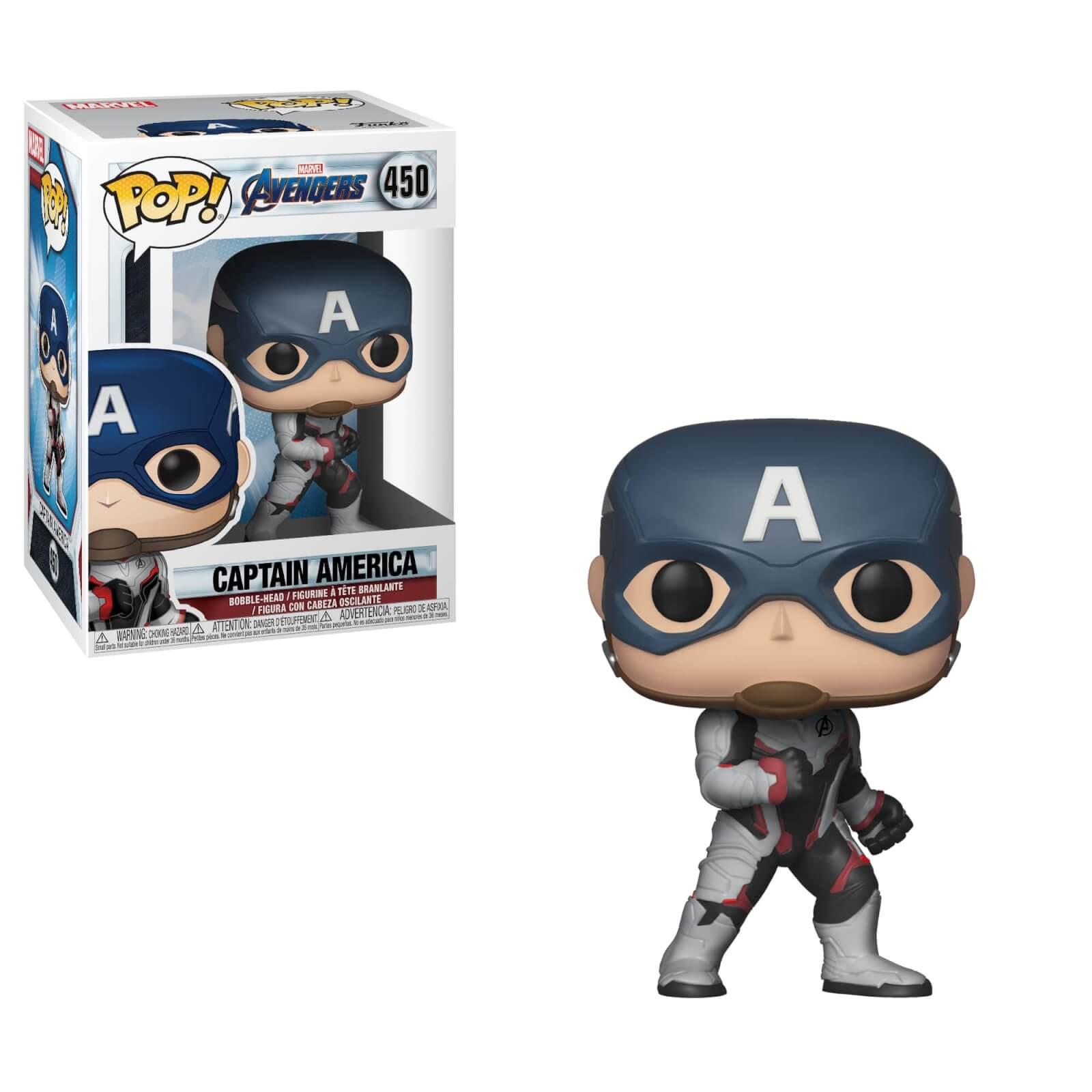 POP! Marvel Avengers Endgame: Captain America