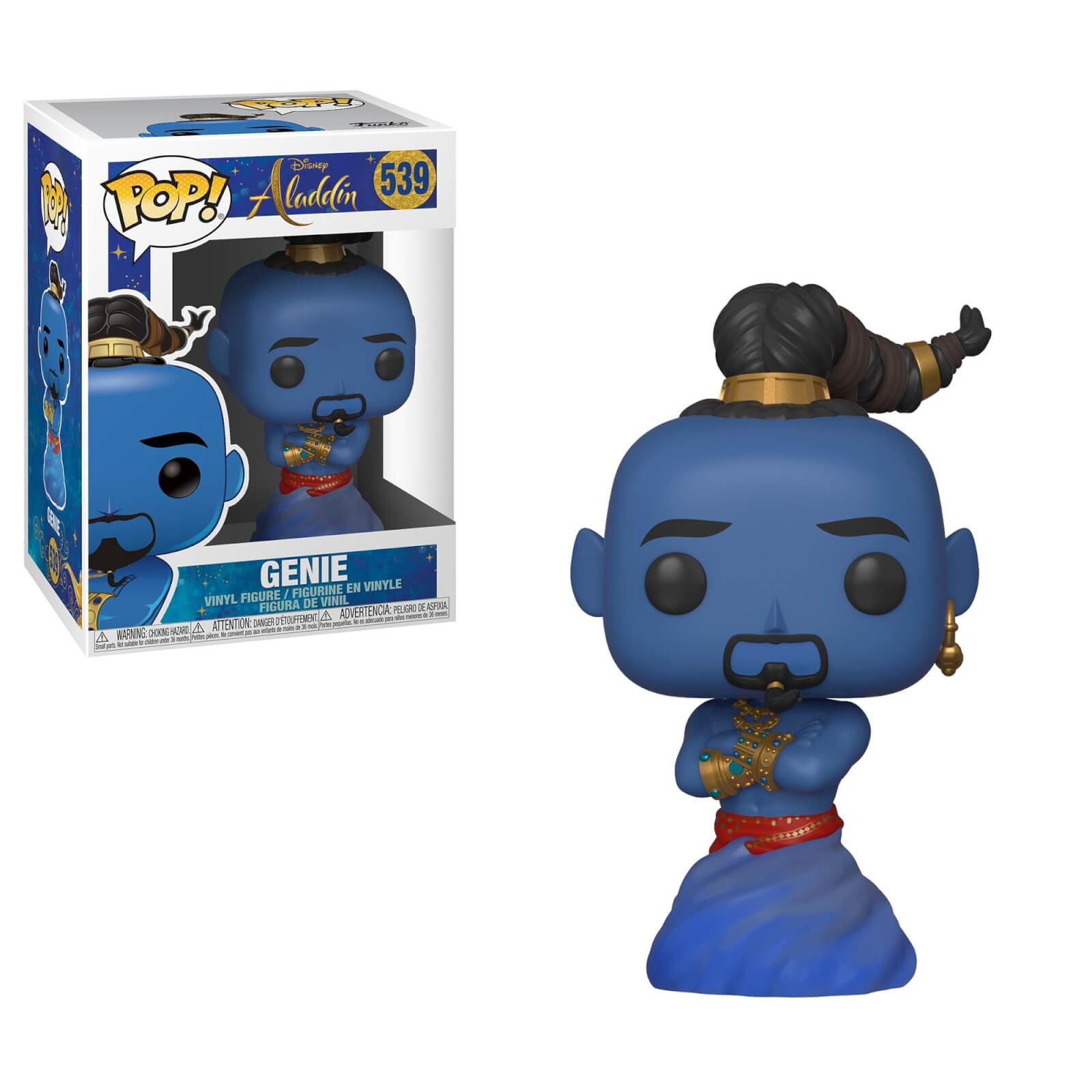 POP! Disney Aladdin: Genie