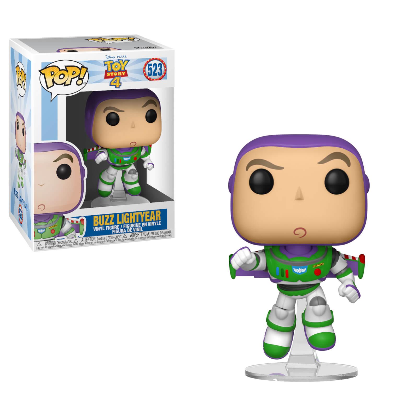 POP! Disney Pixar Toy Story 4: Buzz Lightyear
