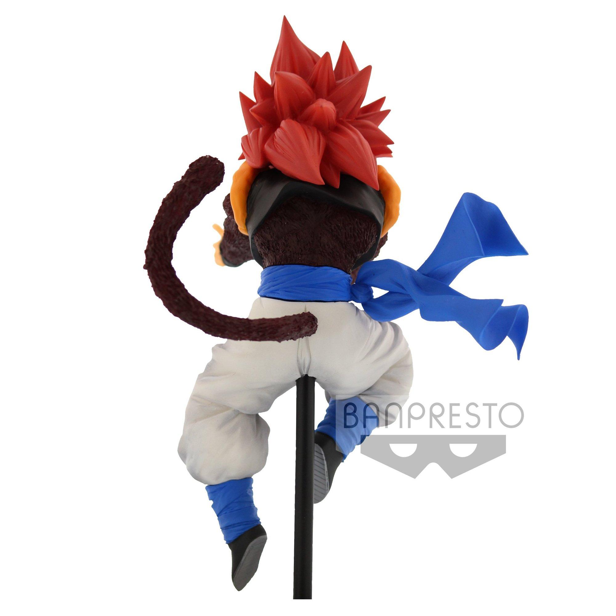 Banpresto Dragonball GT Ultimate Fusion Big Bang Kamehame-ha Figure