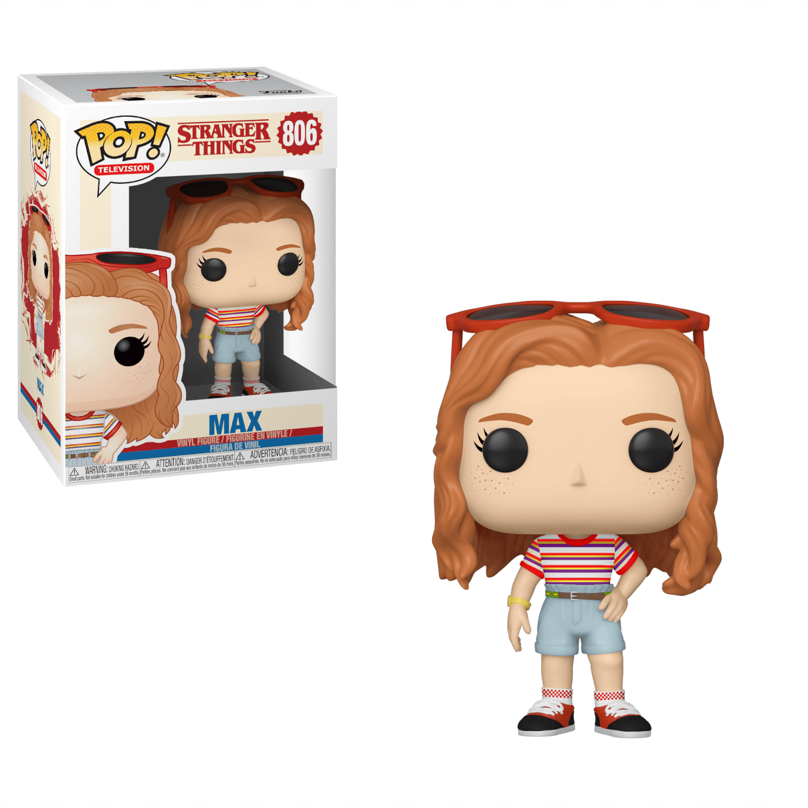 POP! TV: Stranger Things Season 3 - Max in Mall Outfit