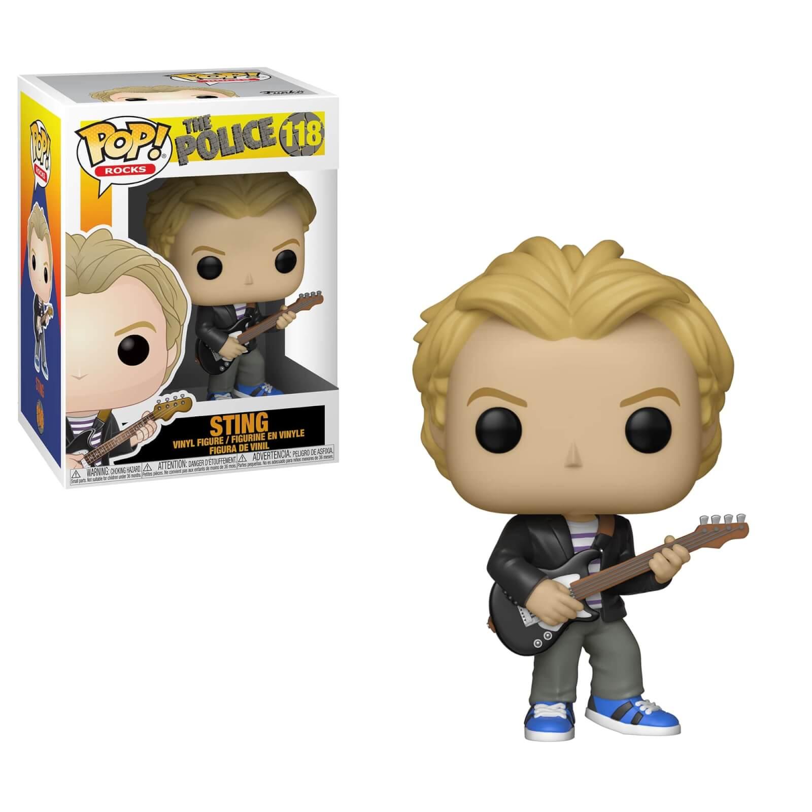 POP! Rocks: The Police - Sting