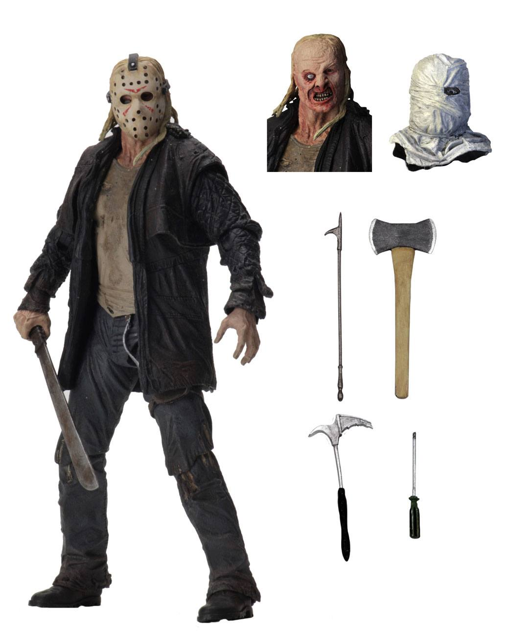 Action Figure Friday the 13th 2009 - Ultimate Jason