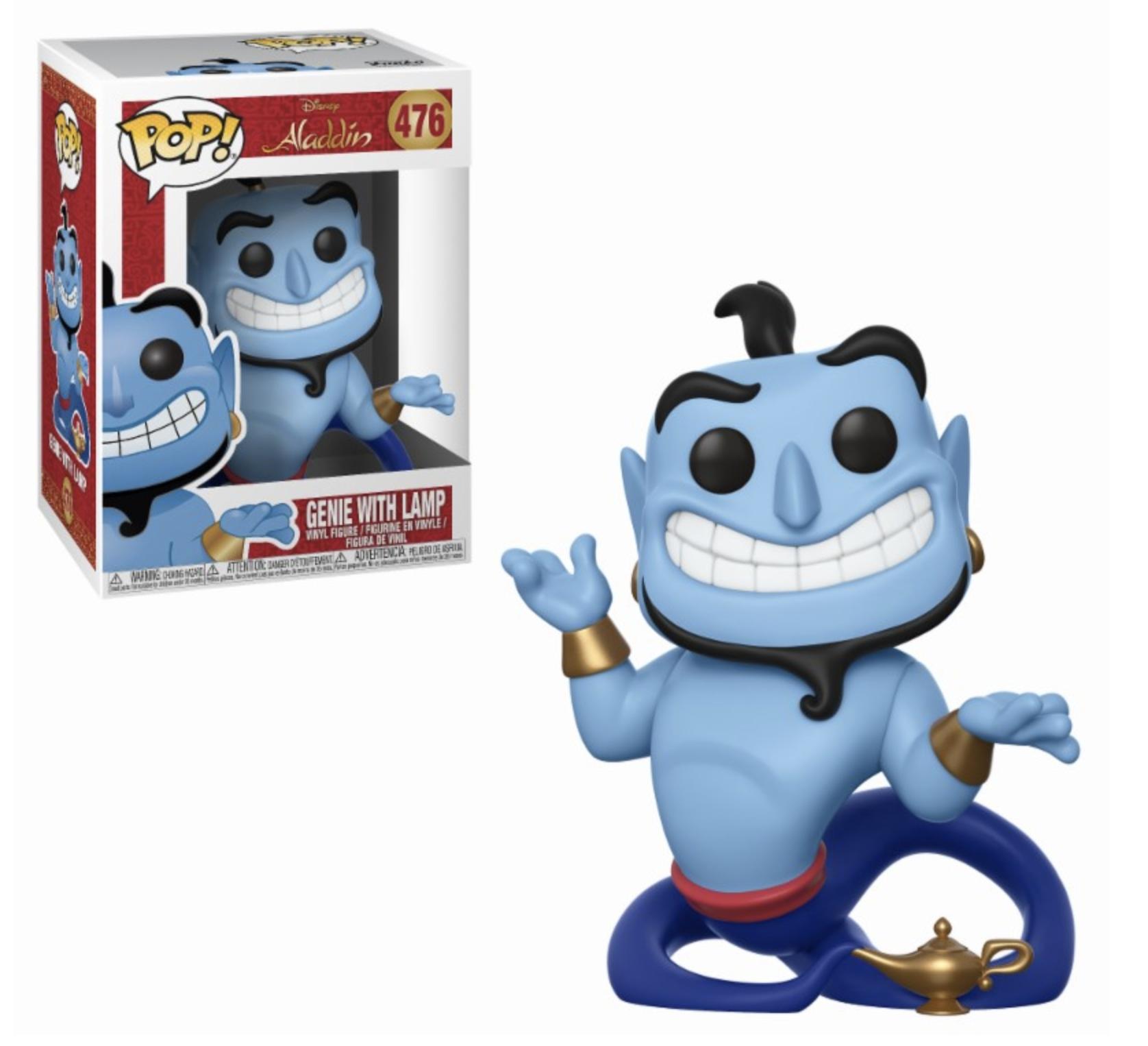 POP! Disney Aladdin: Genie with Lamp