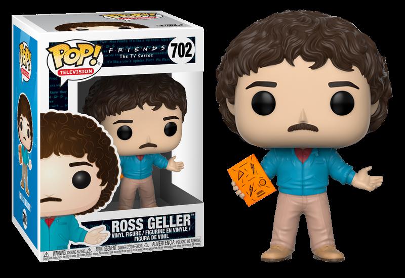 POP! TV: Friends - 80's Ross