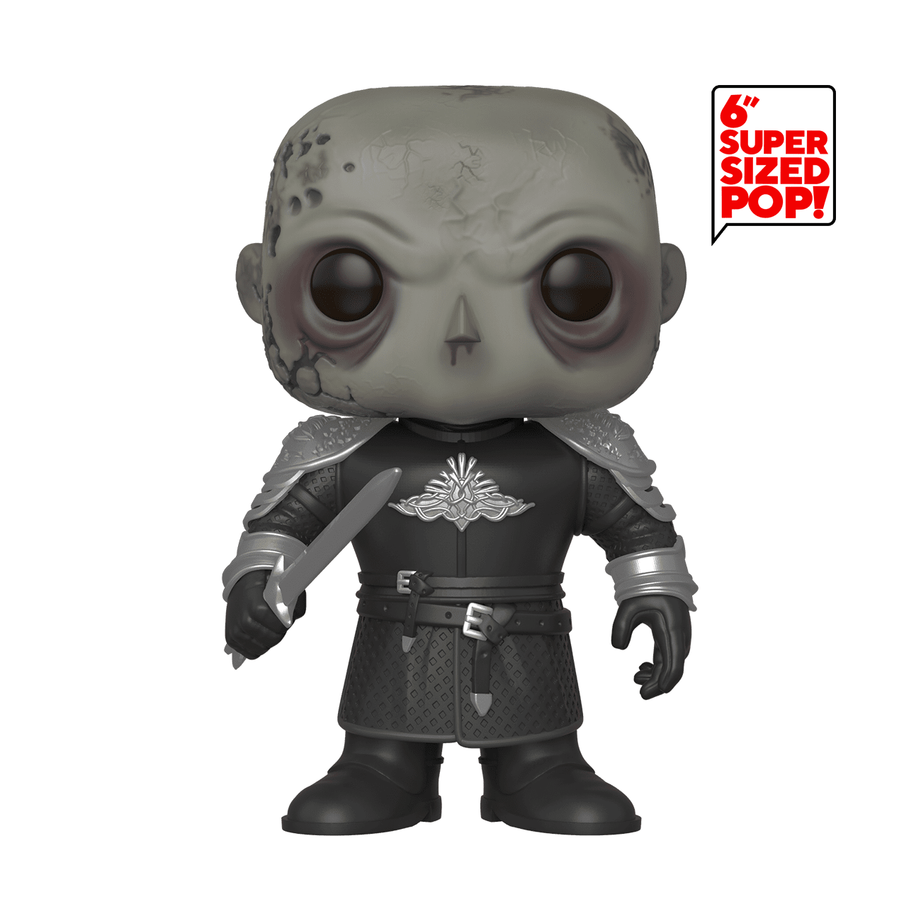 POP! Game of Thrones: The Mountain (Super Sized)