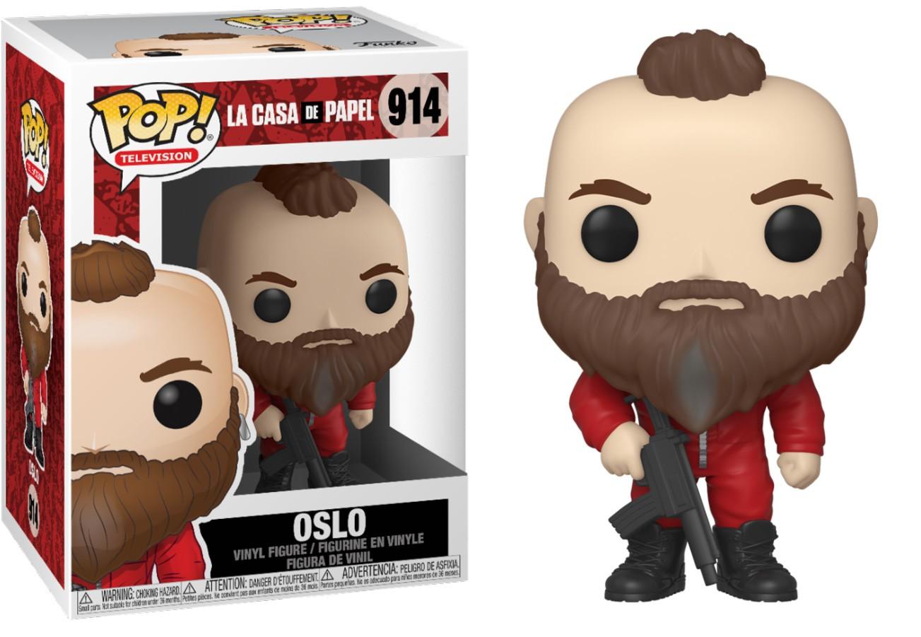 POP! TV: La Casa de Papel - Oslo