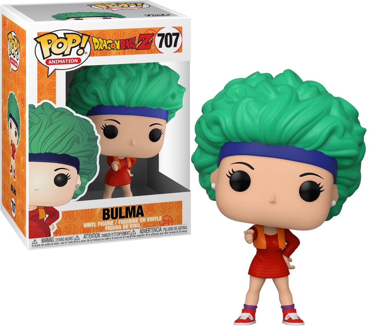 POP! Animation: Dragon Ball Z - Bulma