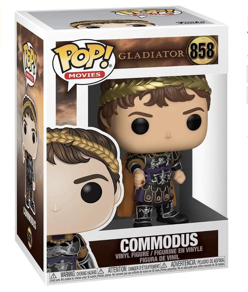 POP! Movies: Gladiator - Commodus