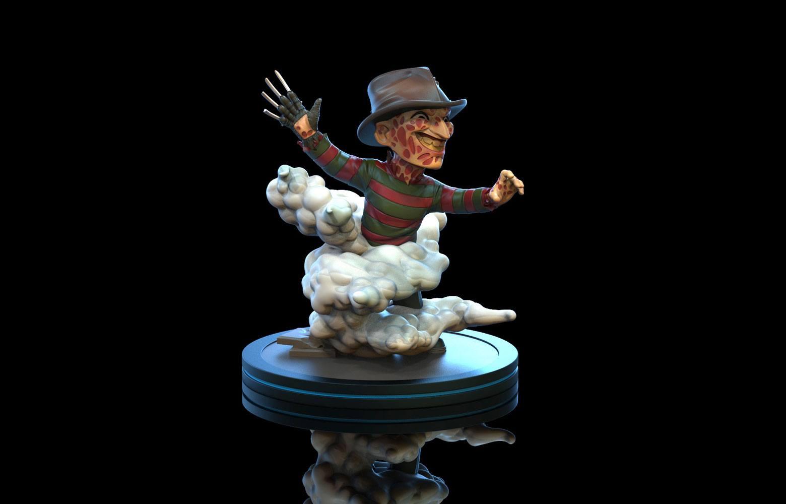 Q-Fig A Nightmare on Elm Street - Freddy Krueger