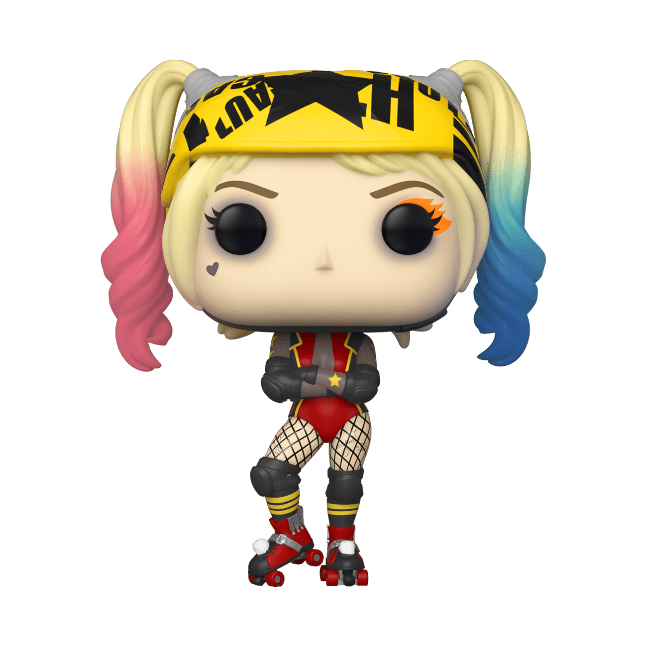 POP! Heroes: Birds of Prey - Harley Quinn (Roller Derby)