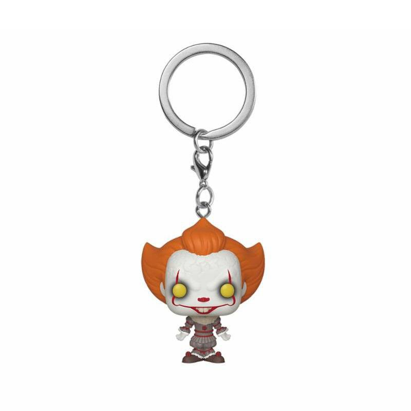 Porta-chaves Pocket POP! IT Chapter Two: Pennywise