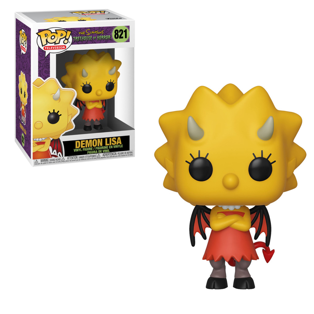 POP! TV: The Simpsons Treehouse of Horror - Demon Lisa